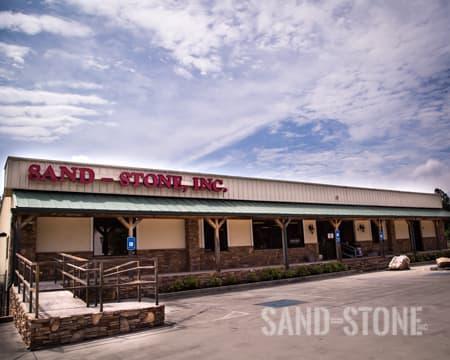 Side Shot Of Sand Stone Carrollton Location