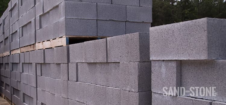 Concrete Block Sand Stone Inc